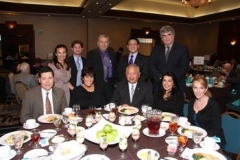 2012 Business Recognition Installation