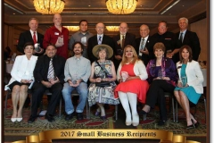 2017 Small Business Recipients