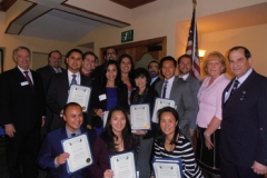 2013 Legislative Aides Awards Luncheon