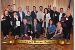 2018 Small Business Recipients