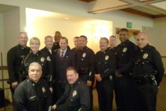LAPD Captains Luncheon